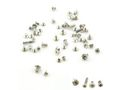 MicroSpareparts Apple iPhone 5 Whole Screw Set