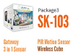 AIRLIVE IoT Smartlife Package C