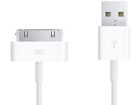MICROCONNECT Apple 30Pin USB Cable 1m (USB-30PIN1)
