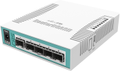 MIKROTIK Cloud Router Switch 5XSFP