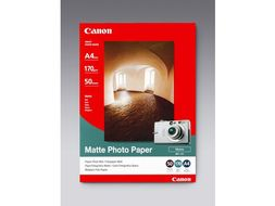 Canon MP-101 A4 Matt fotopapir,  50 ark (7981A005)