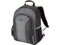 TARGUS Notebook Backpac/Essential nylon bla/gre 16