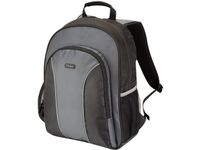Essential Notebook Backpack nylon black grey