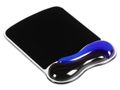KENSINGTON DUO GEL MOUSE MAT WAVE BLUE/ BLACK NS