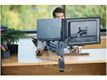 KENSINGTON COLUMN MOUNT DUAL MONITOR ARM .