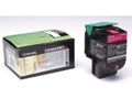 LEXMARK Magenta Return Program Toner Cartridge