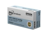 EPSON INK, LIGHT CYAN, PJIC2, FOR CD (C13S020448)