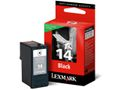 LEXMARK No. 14  Ink cartridge black                   18C2090E