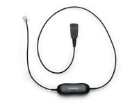 JABRA SMART CORD 20IN STRAIGHT DIRECT CONNECT