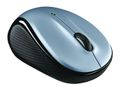 LOGITECH Wireless Mouse M325 Light Silver WER Occident Packaging
