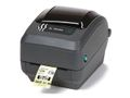 ZEBRA GK420t Direct Thermal/Thermal Transfer Printer - Monochrome - Desktop - Label Print - 103.89 mm (4.09 inch) Print Width - 127 mm