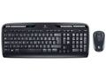 LOGITECH MK330 Wireless Desktop Nordic Layout
