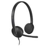 LOGITECH USB HEADSET H340 IN ACCS