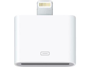 APPLE LIGHTNING TO 30-PIN ADAPTER  ML (MD823ZM/A)