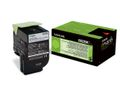 LEXMARK 80C2SK0 std yield rt black