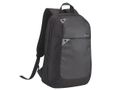 "TARGUS INTELLECT 15.6"" BACKPACK BLACK BLACK POLYESTER                  IN ACCS"