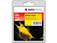 AGFAPHOTO Ink Yellow, T1634 (APET163YD)