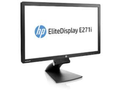 HP EliteDisplay E271i 27-tommers IPS LED-bakbelyst skjerm (ENERGY STAR)