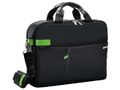 "LEITZ COMPLETE SMART TRAVELLER BAG 15.6"" BLACK"