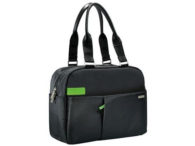 "LEITZ COMPLETE SMART TRAVELLER BAG 13.3"" BLACK (60180095)"