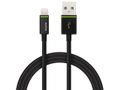 LEITZ Complete Lightning Cable to USB XL 2m Black