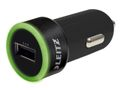 LEITZ Complete Charger USB Univer. Single 2.4A Black