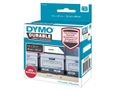 DYMO LW Durable shelving label 25mm x 89mm small box, 100 lables