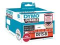LW Durable shipping label 59mm x 102mm, 300 labels / DYMO (1933088)