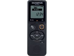 OLYMPUS VN-541PC with alkaline battery_ Black_ microUSB cable
