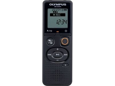 OLYMPUS VN-541PC with alkaline battery_ Black_ microUSB cable (V405281BE000)