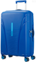 AMERICAN TOURISTER SKYTRACER,  Highline Blue TRAVEL