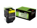 LEXMARK 80C2SY0 std yield rt yellow
