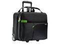 LEITZ COMPLETE SMART TRAVELLER TROLLEY BLACK