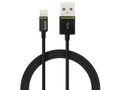 LEITZ Complete Lightning Cable to USB 1m Black