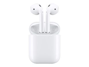 APPLE Hörlur+Mic APPLE AirPods In-Ear (MMEF2ZM/A?NL)