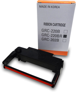 BIXOLON IMPACT RIBBON BLACK/RED SRP-270 SRP-275 AND COMP. SUPL (GRC-220BR)