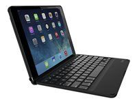 "FOLIO KEYBOARD IPAD PRO 9.7"" BACKLIT BLACK NORDIC"