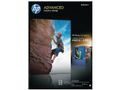 HP Advanced fotopapir glittet 25 ark, A4, 210 x 297 mm