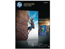 HP Q5456A Advanced glossy photo paper inkjet 250g/m2 A4 25 sheets 1-pack