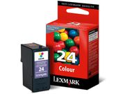 LEXMARK No.24 PB ink color 190pages for Z1400Serie X3500Serie X4500Serie