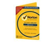 SYM NORTON SECURITY DELUXE 3.0 ND 1 USER 5 DEVICES AD OL ATTACH 12MO ESD