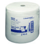Industriaftørring, Kimberly-Clark Wypall L40, 1-lags, 259m x 31,5cm, Ø40cm, hvid, nonwoven
