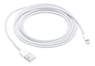 APPLE LIGHTNING TO USB CABLE 2M BULK F-OB10 (MD819ZM/A BULK)