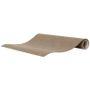 Kuvertløber, Duni, 120x50cm, brun, læder *Denne vare tages ikke retur*