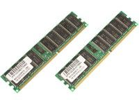 CoreParts 2GB KIT DDR2 400MHZ ECC/REG (MMF1002/2GB)