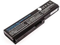 CoreParts Laptop Battery for Toshiba (MBI53650)