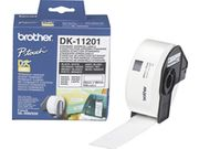 BROTHER DK11201 Adress Etikettenrolle for QL550 QL500 400pcs/ roll 29x90