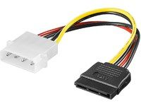 MICROCONNECT SATA Power 4pin-15pin 0,2m (PI01082)