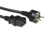 MICROCONNECT Power Cord 2.5m IEC320-C19