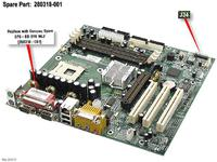 HP BD SYS (280318-001)